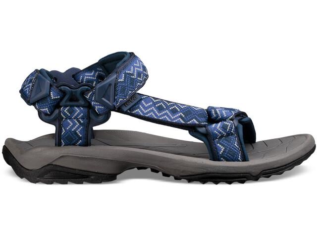 Teva Terra Fi Lite - Sandalias Hombre - azul/blanco